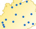25 Steden in Duitsland