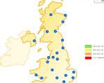 25 Steden in Engeland