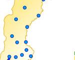 25 Steden in Zweden