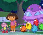 Dora in de Ruimte