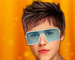 Justin Bieber Opmaken