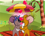 Tom en Jerry Kussen